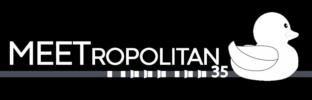 meetropolitan35 logo bianco completo